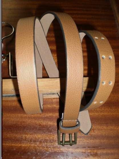 Annonce occasion, vente ou achat 'ceinture en cuir'