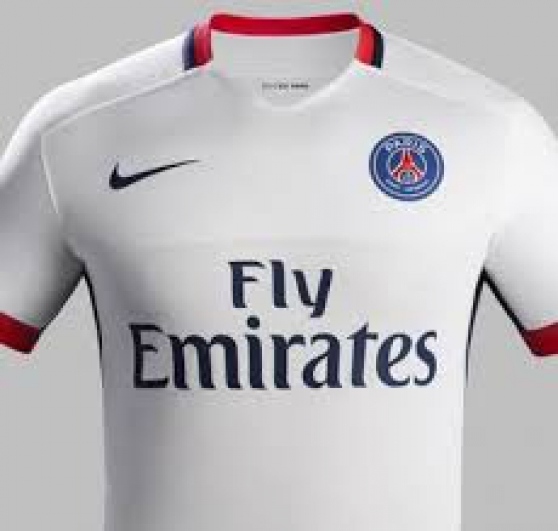 MAILLOT PSG 15/16 DOMICILE NEUF TAILLE L