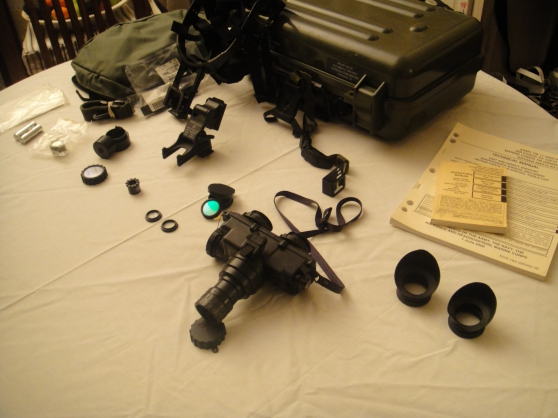 Vision Nocturne pro AN/PVS-7D Gen 3 US
