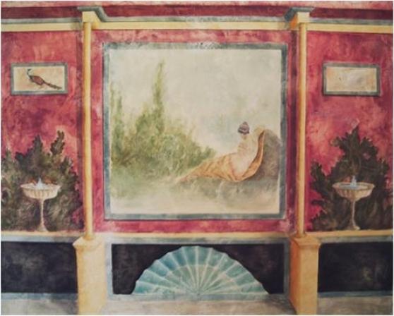 Peintre en décors