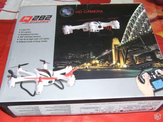 Drone neuf jamais servis al s jouets jeux divers for Ales code postal