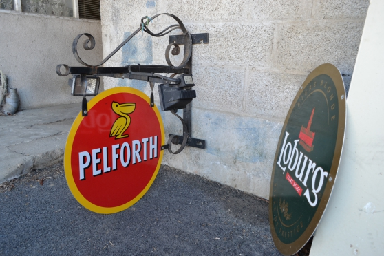 Enseignes de bar PELFORTH et LOBURG - Photo 3