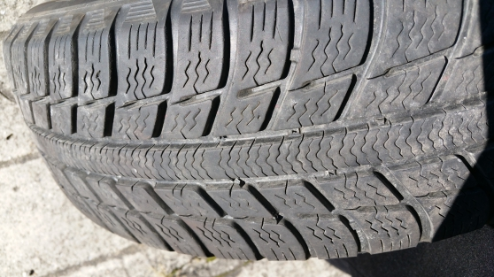 4 roues completes pneux hiver michelin - Annonce gratuite marche.fr