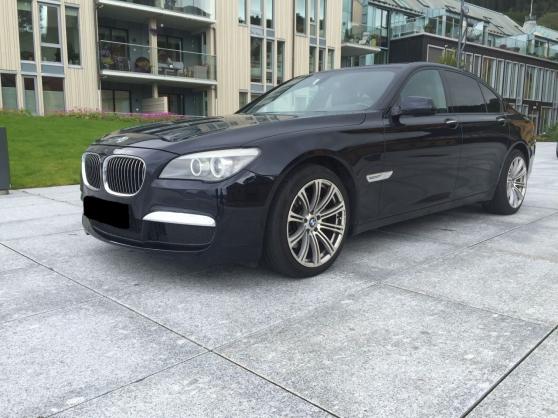 BMW Série 7 730d M-Sport