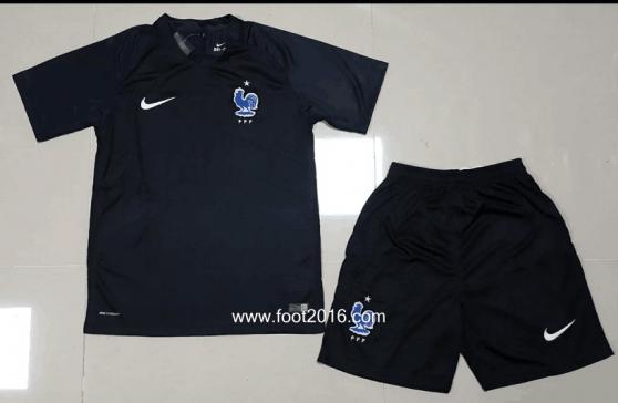 maillot France troisième 2017 enfants