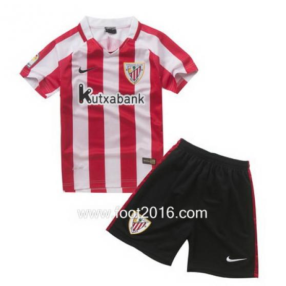 maillot Athletic Bilbao 2016-17 enfants