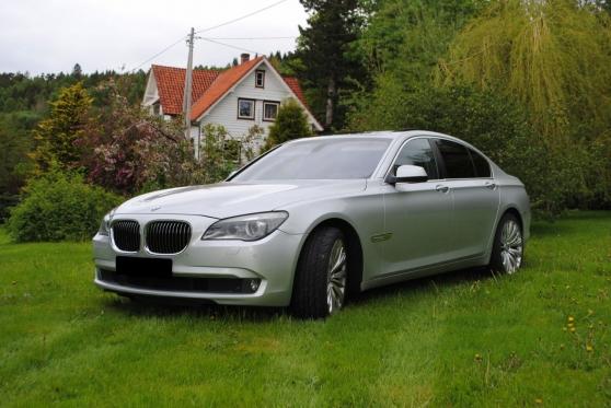 BMW Série 7 BMW Série 7 730d