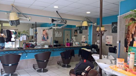 fonds de commerce : salon de coiffure