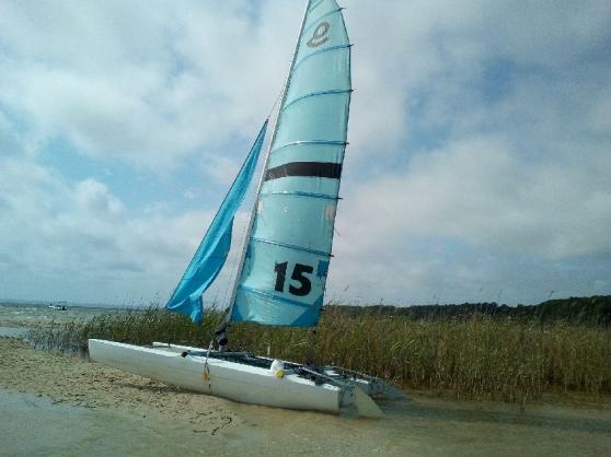Catamaran New Cat 15