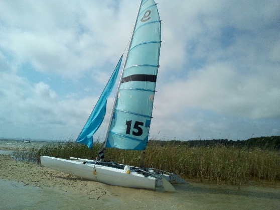 catamaran new cat 15 - Annonce gratuite marche.fr