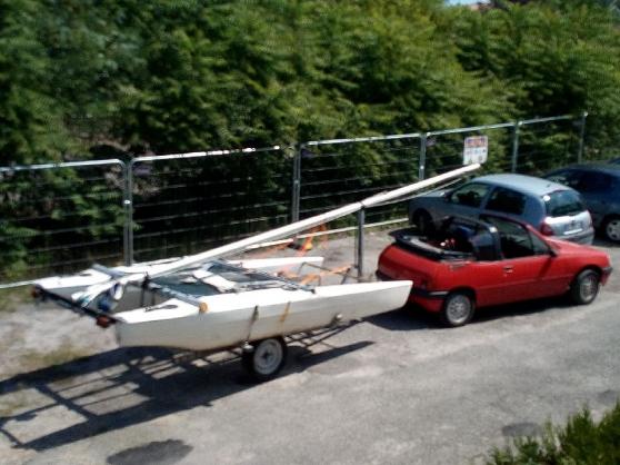 Catamaran New Cat 15 - Photo 2