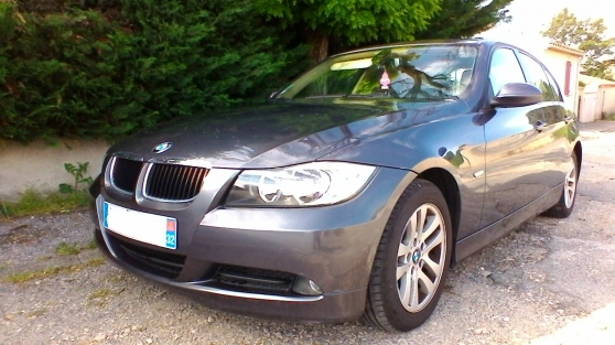 BMW 318d luxe