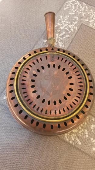 Bouillotte en cuivre
