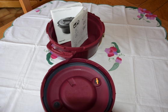 Annonce occasion, vente ou achat 'Auto-cuiseur Micro-ondes Tupperware'
