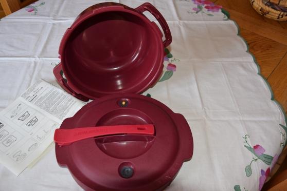 Auto-cuiseur Micro-ondes Tupperware - Photo 2