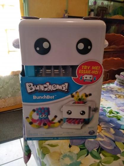 Bunchbots + bunchems