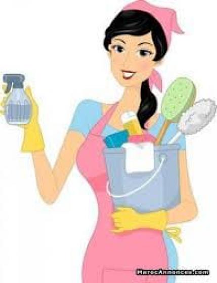 Annonce occasion, vente ou achat 'recherche ménage sur saulzoir, montrécou'
