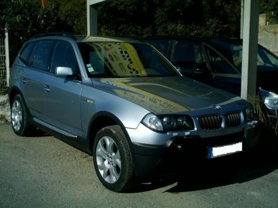 BMW X3 - 3.0 D - 204 cv - Sport Design