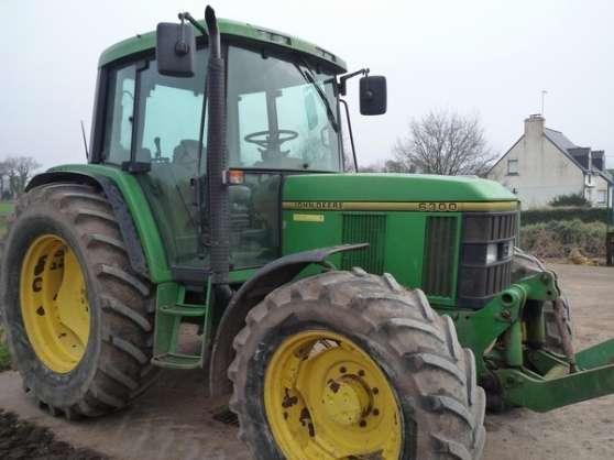 Tracteur john deere 6300