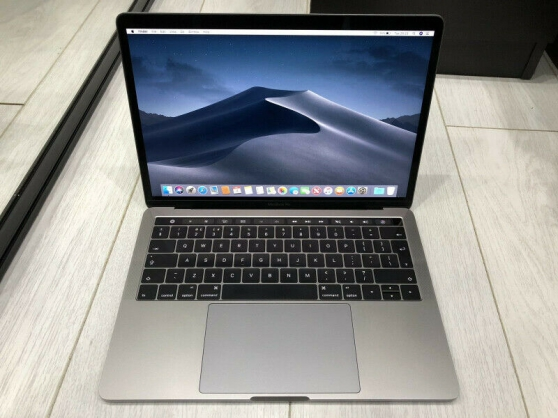 "Apple MacBook Pro Retina 13.3"" Tactile"