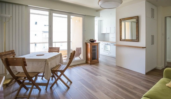 appartement meublé 2 pièces 42 m² à Lyon
