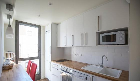appartement meublé 2 pièces 42 m² à Lyon - Photo 2