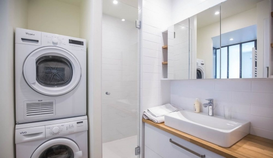 appartement meublé 2 pièces 42 m² à Lyon - Photo 3