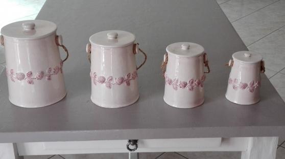 Annonce occasion, vente ou achat 'Pot de décoration pour la cuisine'