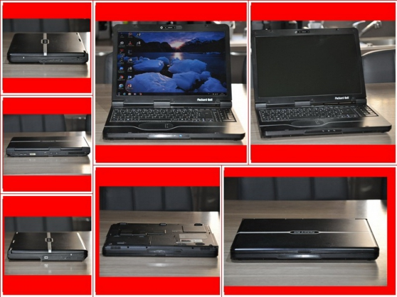 Annonce occasion, vente ou achat 'Packard Bell EasyNote MX61 AJAX 15,4 P'
