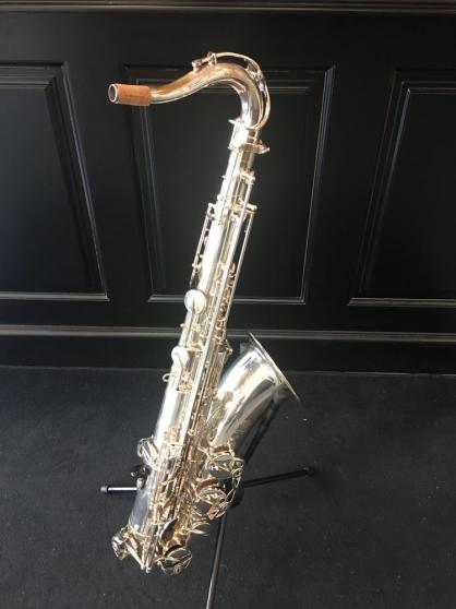 Saxophone Ténor Selmer Mark VII Argenté