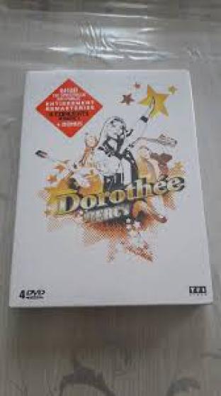 DOROTHEE - BERCY COFFRET 4DVD