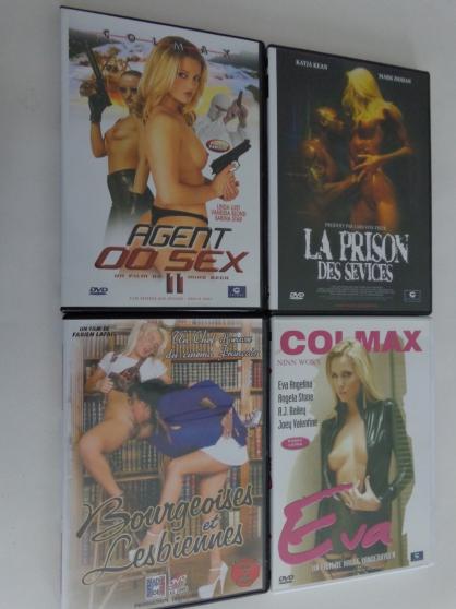 DVD POUR ADULTES AU CHOIX ,