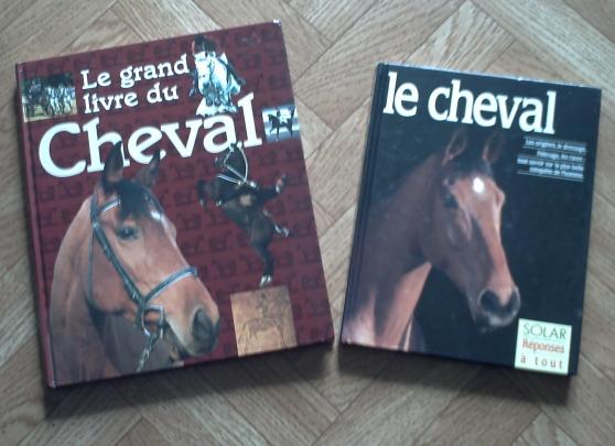 Annonce occasion, vente ou achat 'Livres sur le Cheval'