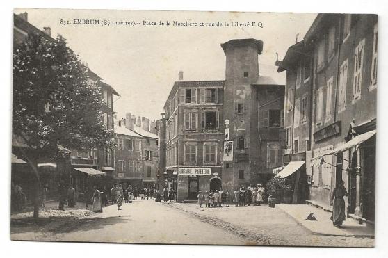 Embrum (05) - Place De La Mazelière.....