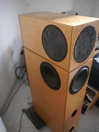 Audio Physic Medea voll aktiv