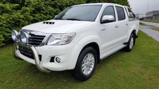 Toyota HiLux 3,0 171 hk