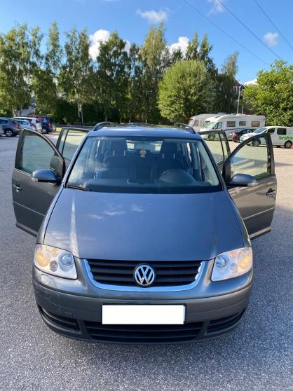Volkswagen Touran 2.0-140 D