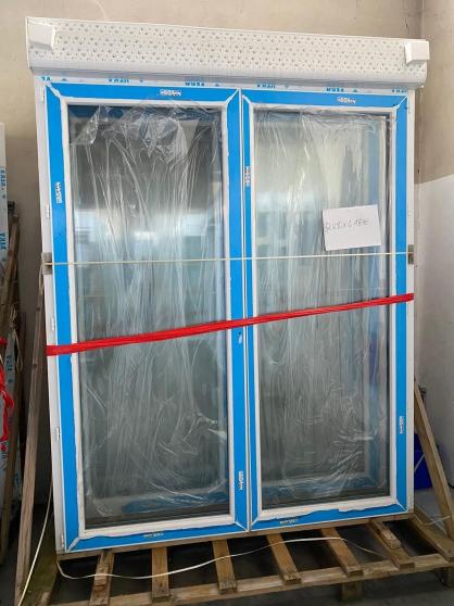 Annonce occasion, vente ou achat 'Fenêtre neuve avec volet roulant'