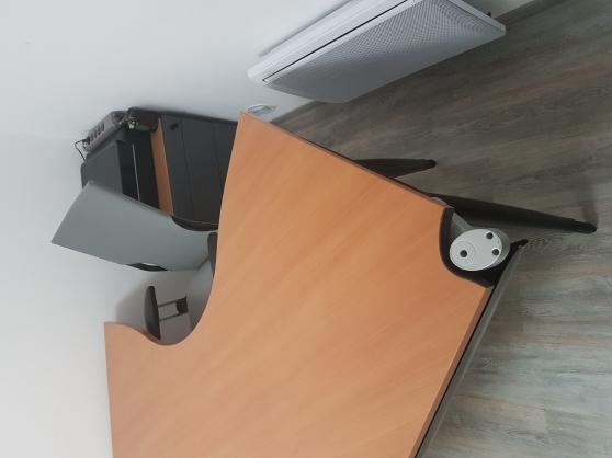 Bureau et chaise pour pc ordinateur