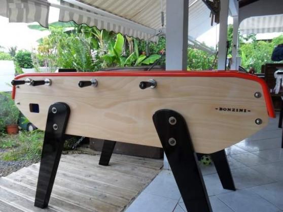 Annonce occasion, vente ou achat 'BABY FOOT BONZINI B60 modèle bar option'