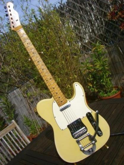 Guitare Telecaster de 1968 - Photo 2