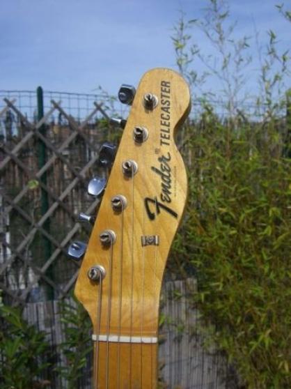 Guitare Telecaster de 1968 - Photo 3