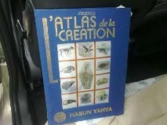 Annonce occasion, vente ou achat 'atlas de création'