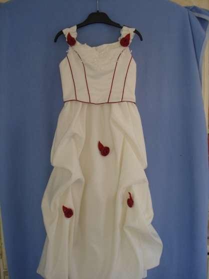 Robe de cérémonie fillette