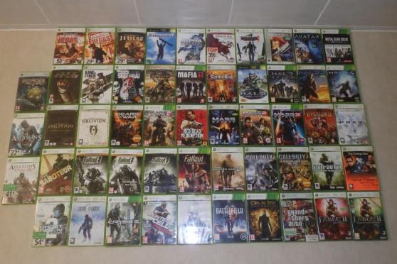 53 jeux xbox360
