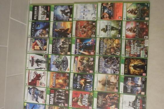 53 jeux xbox360 - Photo 2