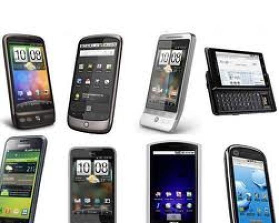 Annonce occasion, vente ou achat 'LOTS DE MOBILE GSM'