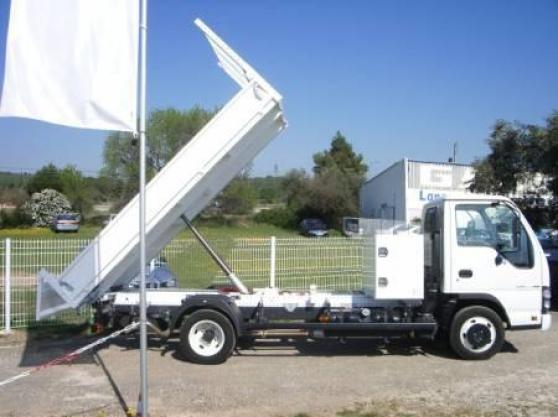 camion benne acier jpm suzu bain de bretagne auto. Black Bedroom Furniture Sets. Home Design Ideas