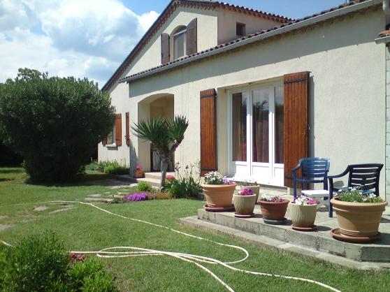 Villa 160m² avec piscine sur 1572m²