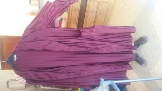 Annonce occasion, vente ou achat 'robe de chambre homme'